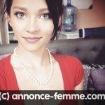 Annonce d'une jolie fille BCBG au Mans