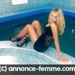 Jolie blonde sexy a Clermont pour rencontre coquine