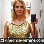 Annonce de Joëlle femme d'affaire a Nantes