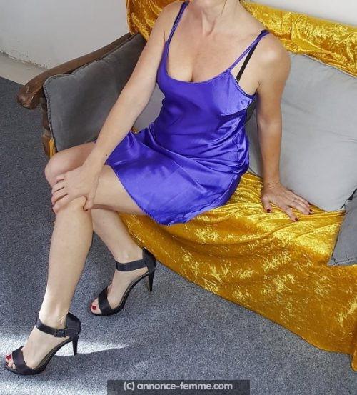 Annonce de Miss P femme frivole de Besançon libertine et gourmande