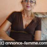 Annonce de Christiane de Strasbourg qui cherche homme veuf comme elle