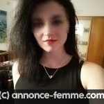 Etudiante brune de Caen dispo pour rencontres coquines